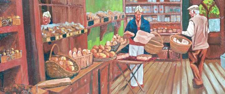 Sweet Treats in the Smokehouse Bakehouse