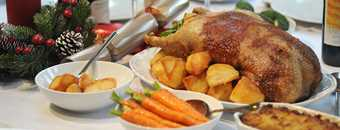 Recipe: Roast Cheshire Goose