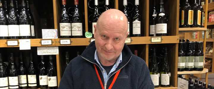 Our wine expert Philip Beavan has retired