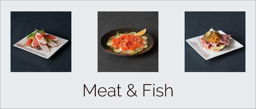 Meat & Fish