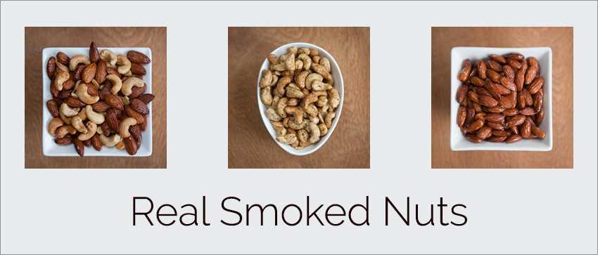 Real Smoked Nuts