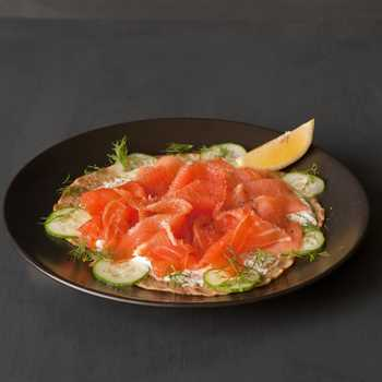 Smoked Scottish Salmon