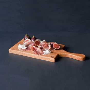 Air-dried ham - sliced