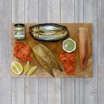 Smokehouse Fish Selection Box