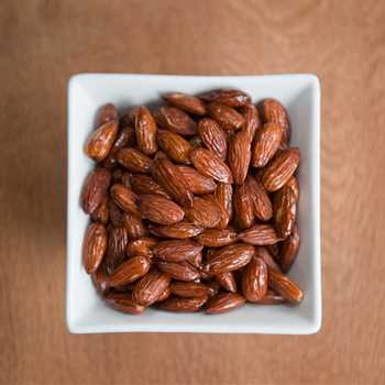 Hickory Smoked Almonds