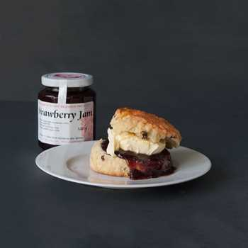 Wendy Brandon Strawberry Jam