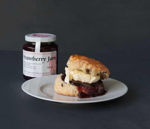 Wendy Brandon Strawberry Jam