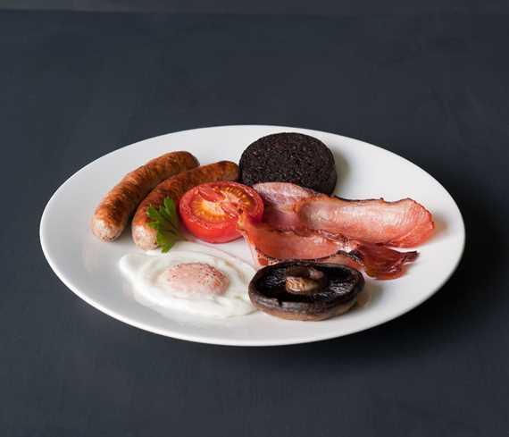 Stornoway Black Pudding
