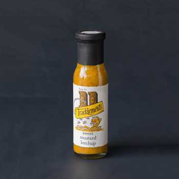 Tracklements Sweet Mustard Ketchup