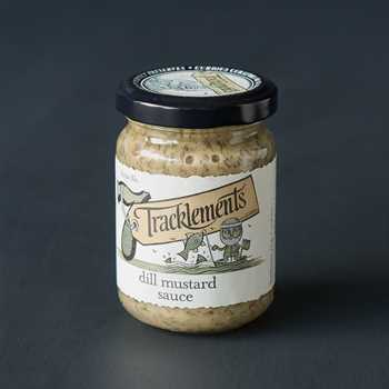 Tracklements Dill Mustard Sauce