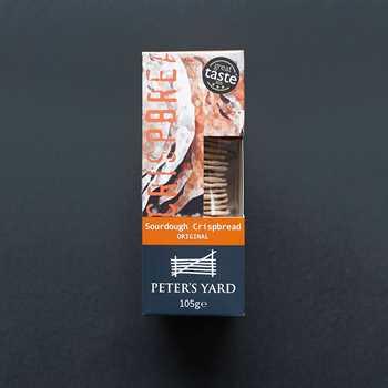 Peters Yard Sourdough Crispbread - Original