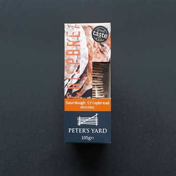 Peters Yard Sourdough Crispbread - Original
