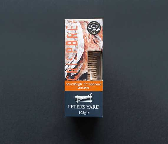 Peters Yard Sourdough Crispbread