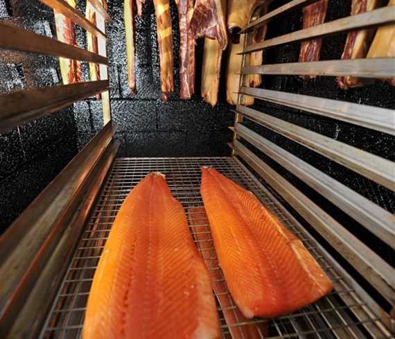 Smoked Scottish Salmon