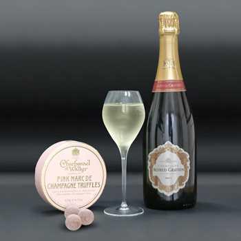 Champagne and Truffles Hamper